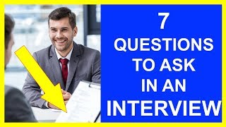 Download lagu 7 GREAT QUESTIONS to Ask in an INTERVIEW (PASS!)