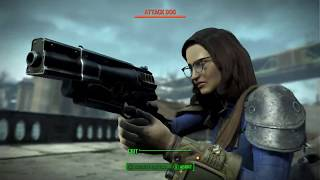 A Bad Gamer Plays Fallout 4: Ep 3 Looking for a Detective