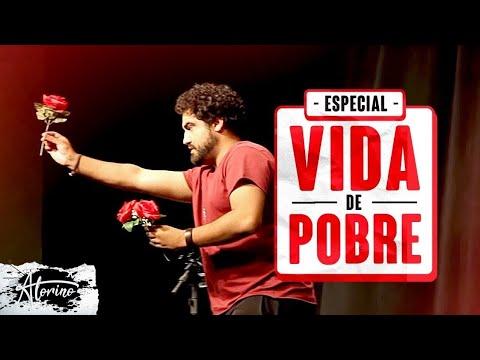 STAND UP - SHOW VIDA DE POBRE (COMPLETO) - HALLORINO JR