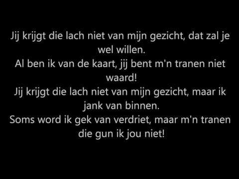 John de BeverJij Krijgt Die Lach Niet Van Mijn Gezicht [Lyrics]