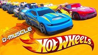 HOT WHEELS WHEEL POINT JUMP CHALLENGE (Cars 3 Challenge)