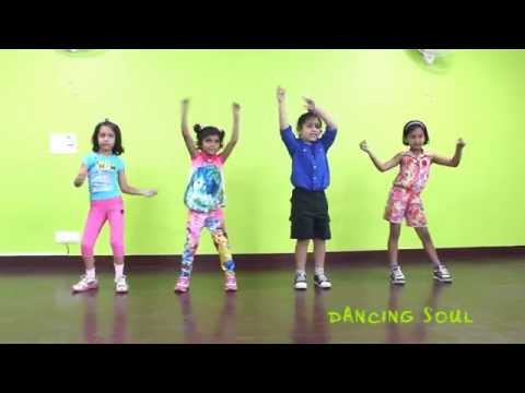 AJ BLUE HAI PANI PANI FT. YO YO HONEY SINGH PRESENTED BY DANCING SOUL MOHALI
