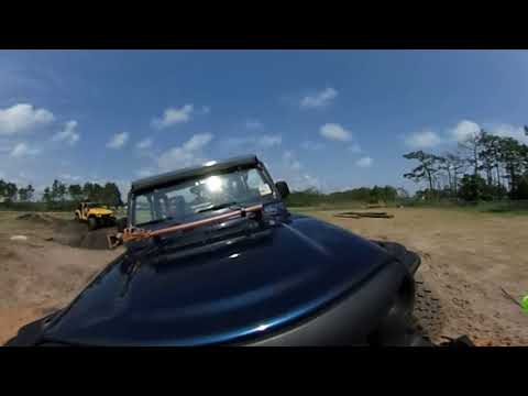 Jeep Beach Jam Obstacle Course