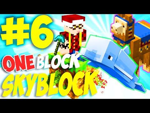 MINECRAFT - One Block Skyblock !! NON RIUSCIRETE A FARMI IMPAZZIRE !! Ep. 6