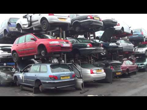 Used car parts in Bolton