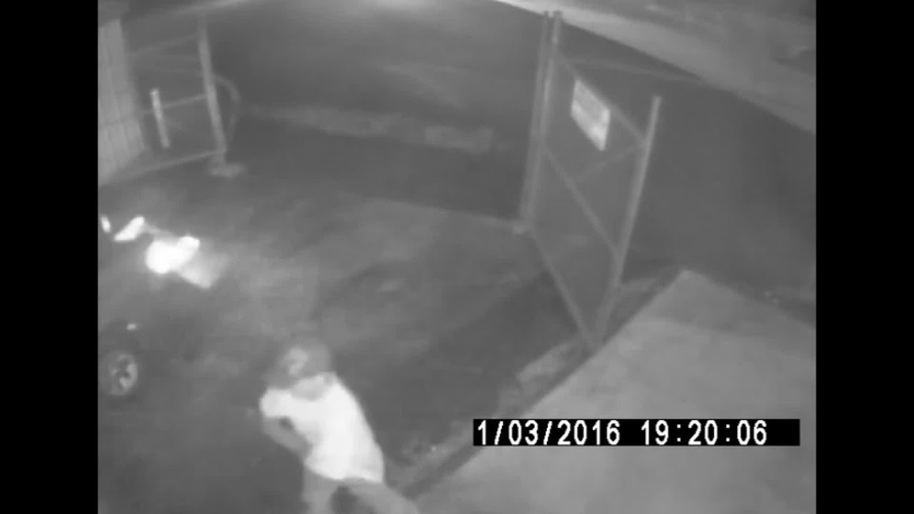 Burglary At EZ Lakeway Storage Facility