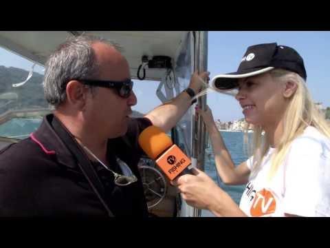 Italian Fishing TV - Giro L'Italia - Golfo di La Spezia  - Golfo dei poeti o dei Divieti?