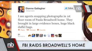 FBI Raids Paula Broadwell's Home | Newsbreaker | OraTV