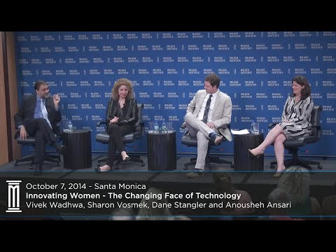MI Forum - Innovating Women - The Changing Face of Technology