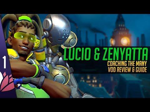 LUCIO & ZEN Review & Guide - Coaching the Many [P1]