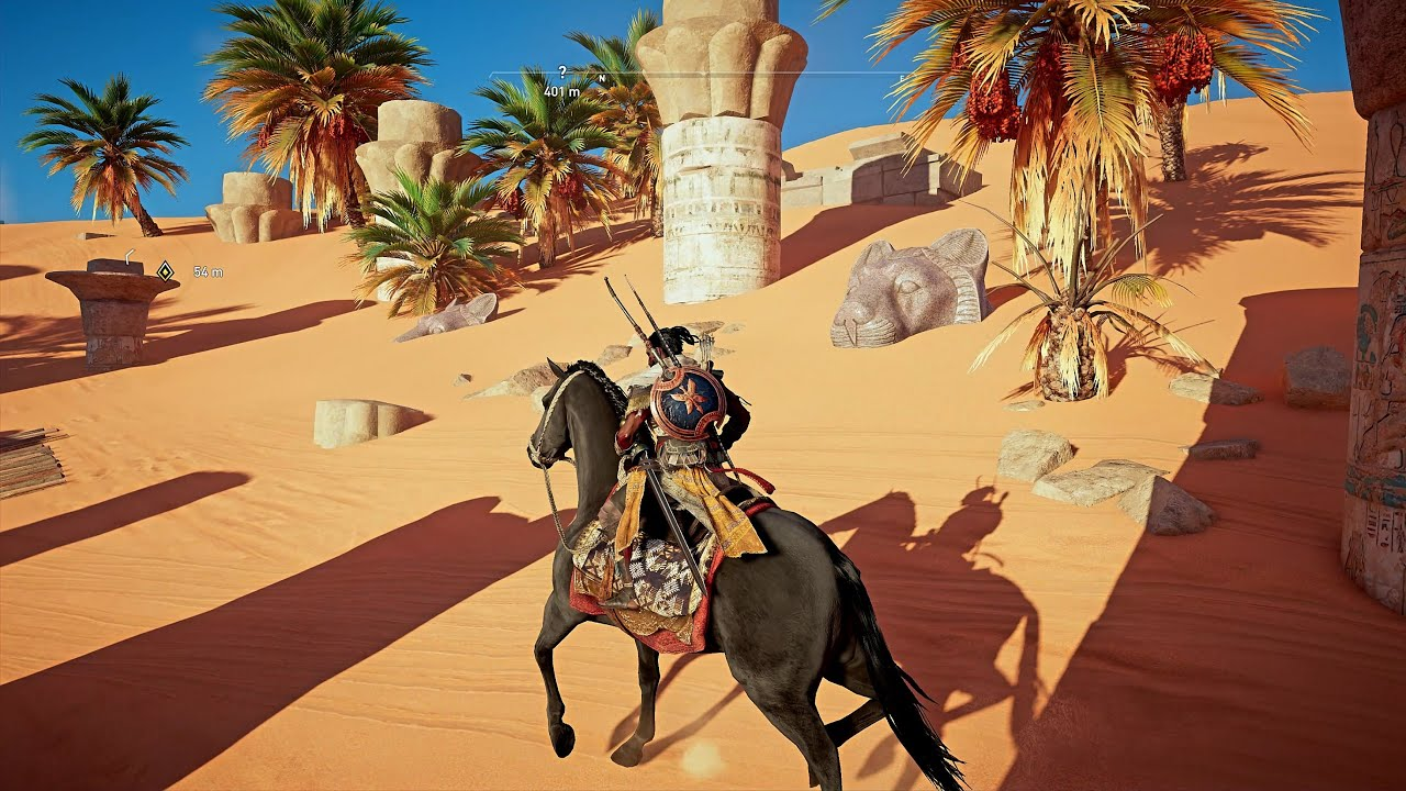 Assassin S Creed Origins Gameplay Walkthrough Part 1 Ac Origins