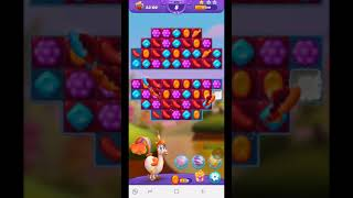 Candy Crush Friends Saga  level 696 - no boosters