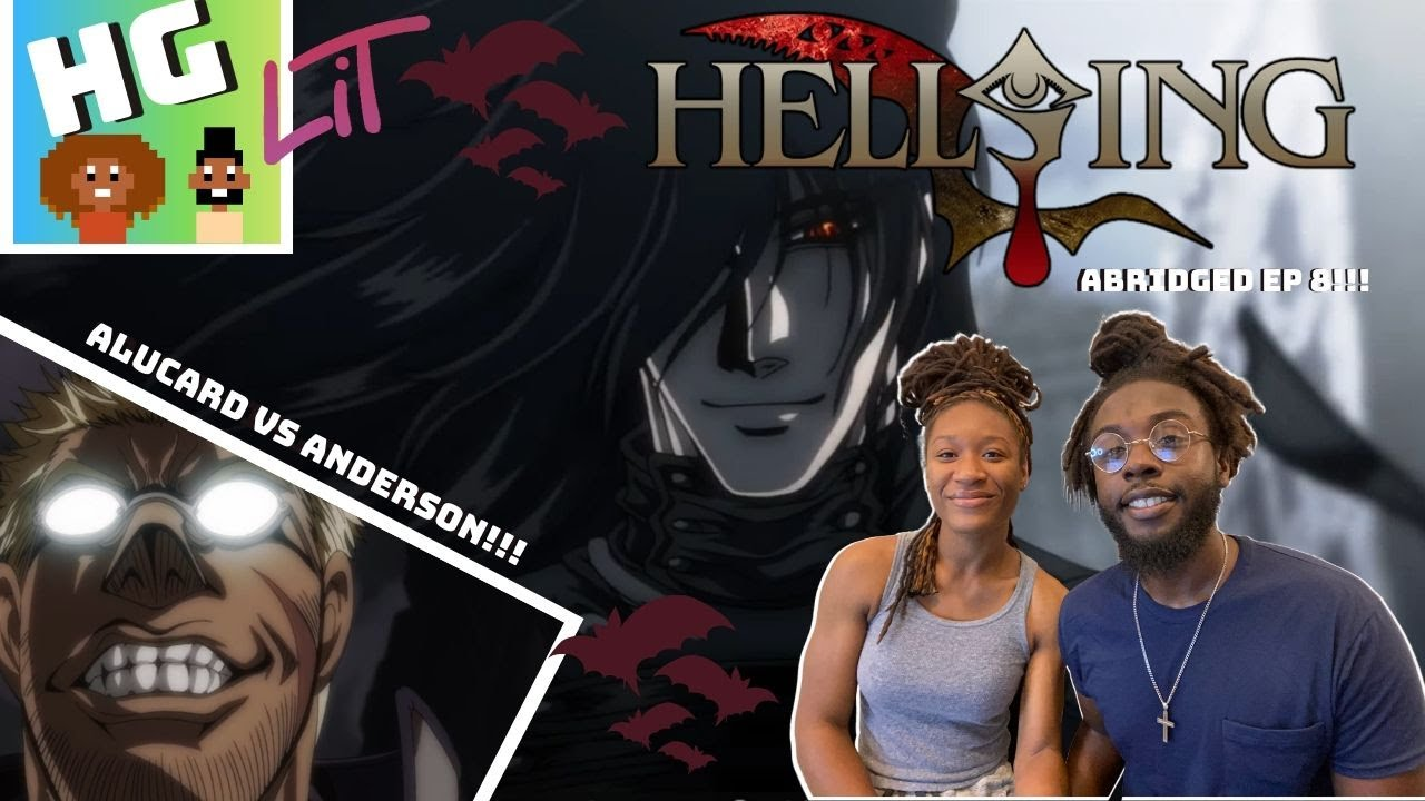 WALTER BETRAYED HELLSING!?| HELLSING Abridged Ep.8 - Team Four Star (TFS) Reaction!!!
