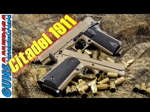 Legacy Sports Citadel 1911s in FDE