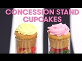 CONCESSION STAND CUPCAKES
