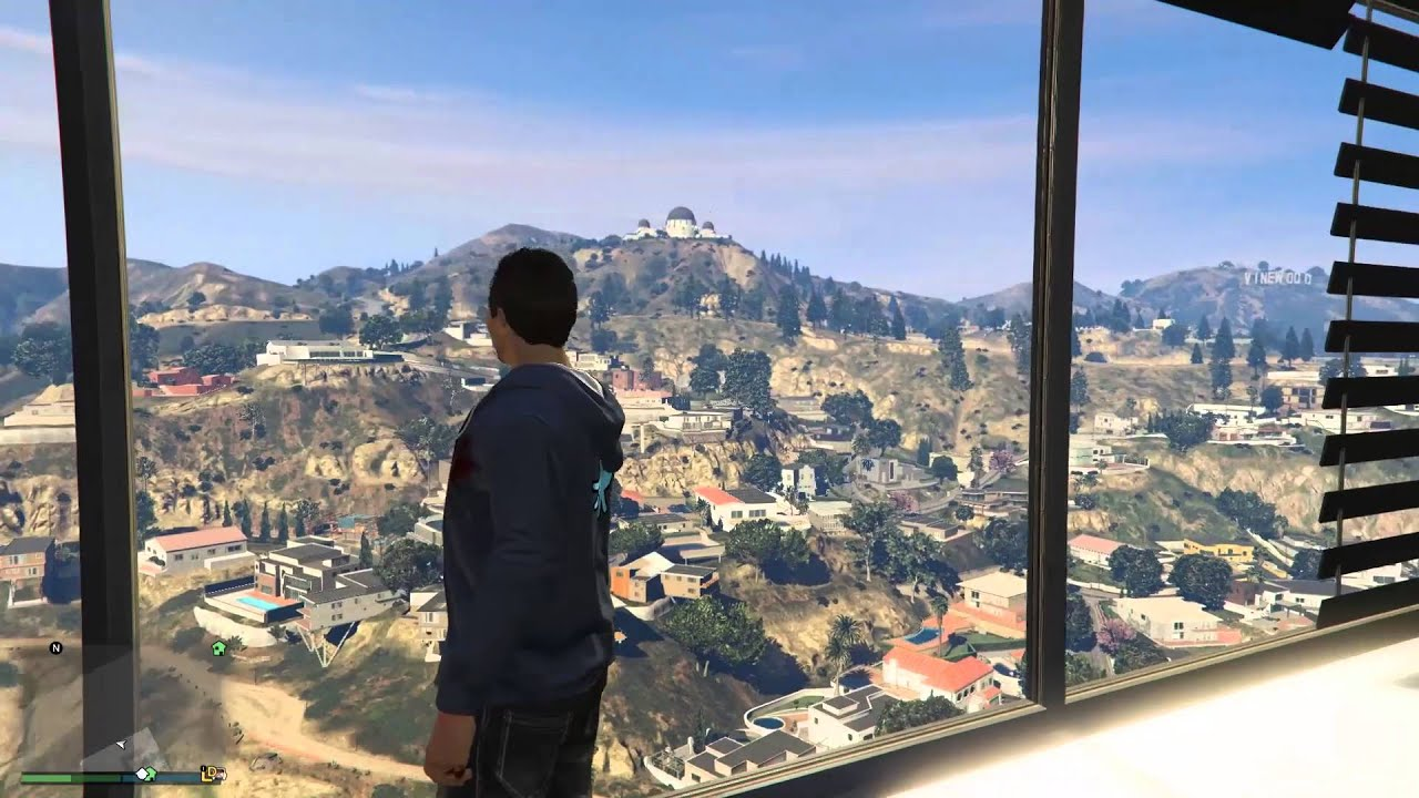 All penthouse apartment views grand theft auto v online for Designer apartment gta 5