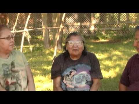 Nagaadjiwanaang Ojibwemowin Gabeshiwin 2012