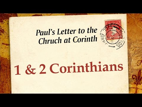 """pauls letter to the corinthians Question: i have """"heard"""" that there are other letters paul wrote that are not in the  bible for example, there was a third letter to the church of."""