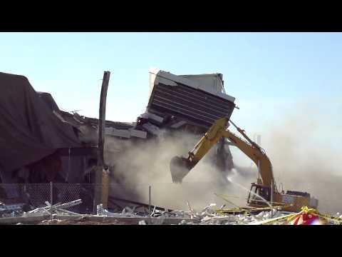 Westminster Mall Demolition