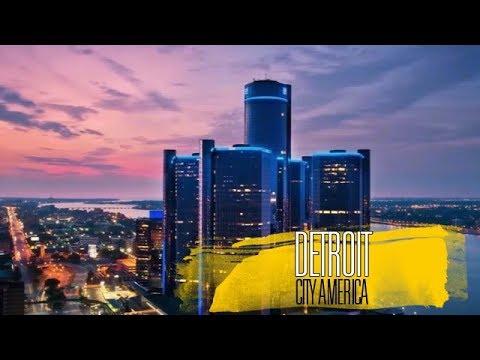 Detroit city Of America tour 2018