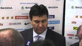 Vladimír Růžička hodnotí domácí šampionát
