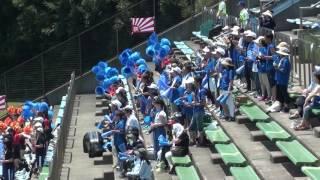 2017夏 高校野球応援 大和西高校 「Follow Me」「SEE OFF」「バンビーナ」「エルクンバンチェロ」