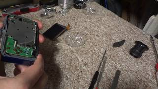 how to disassemble NIKON COOLP…