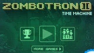 Zombotron 2 Time Machine Walkthrough