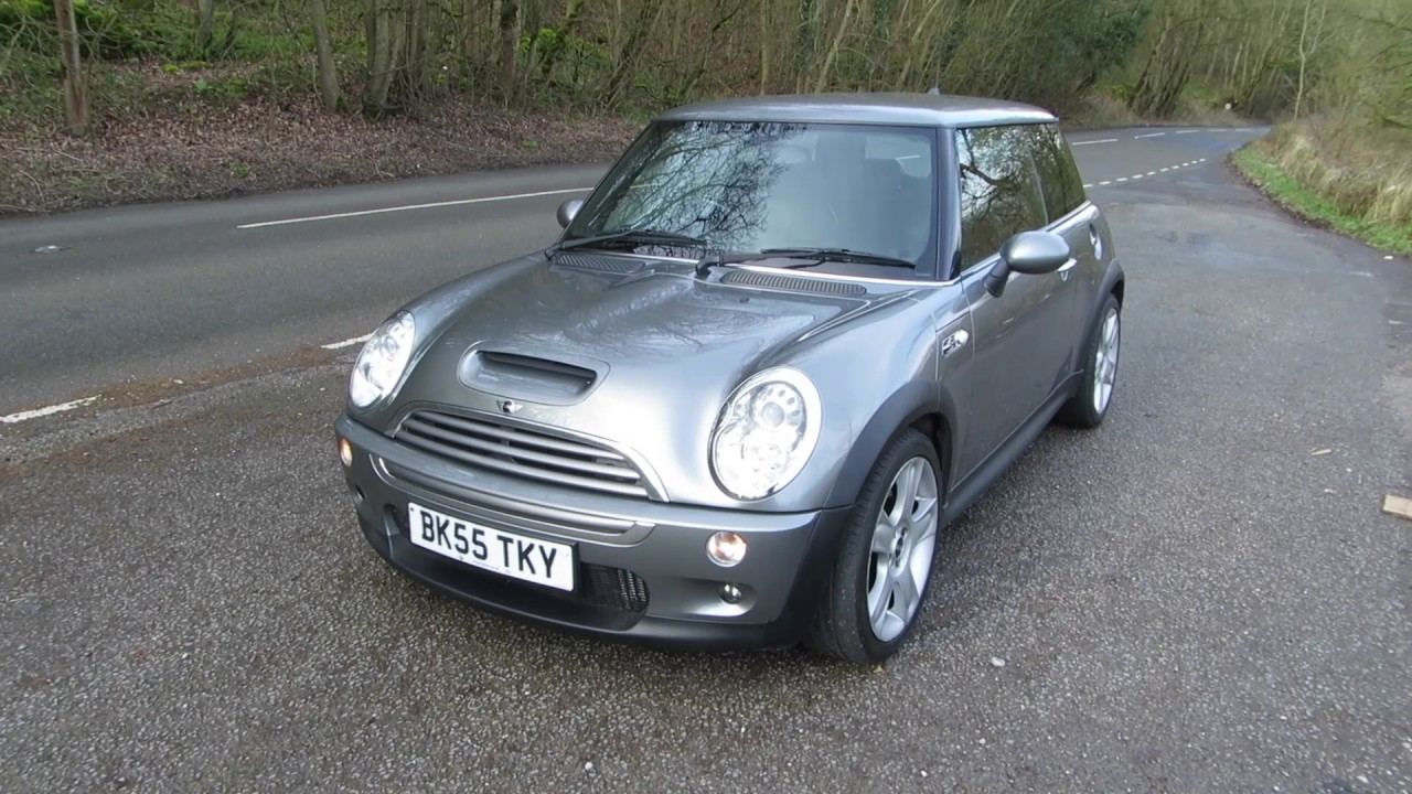 Sales Review 0010 Mini Cooper S 16 Chilli Pack Excellent