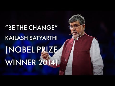 Most Inspiring Speech by Kailash Satyarthi (Nobel Peace Prize Winner)
