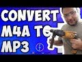 How To Convert M4A TO MP3 format using VLC media player.Best M4A TO MP3 Converter #Tech_Tutor