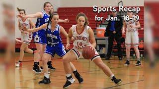VillageSoup sports recap for Jan. 18-19