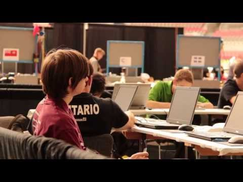 Canada Nationals Skills Competition (TV / Video Production) - 2013 Gold Medalist
