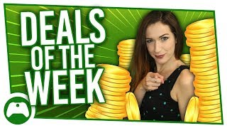 Best Deals And New Games On Xbox One | 14 November 2017