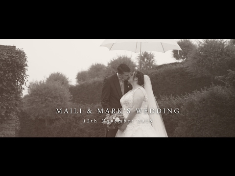 D.G Pictures: Maili & Mark's Wedding at The Old Hall Ely Short Film Feature