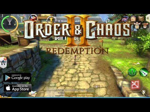 Order & Chaos 2 Android/iSO Gameplay