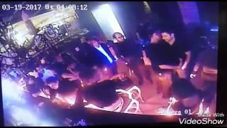 Преследования бмв в Пятигорске ...вот он в клубе пьет
