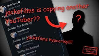 The Twitter for Android hypocrisy [EXPOSING JACKSFILMS]