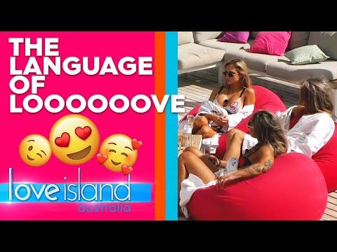 Girls break down the five love languages   Love Island Australia 2019