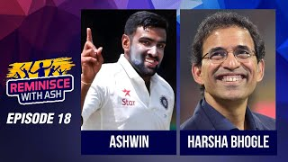 Reminisce with Ash | Episode 18 | Guest - Harsha Bhogle