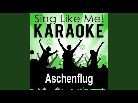 Aschenflug (Karaoke Version With Guide Melody) (Originally Performed By Adel Tawil, Sido &...