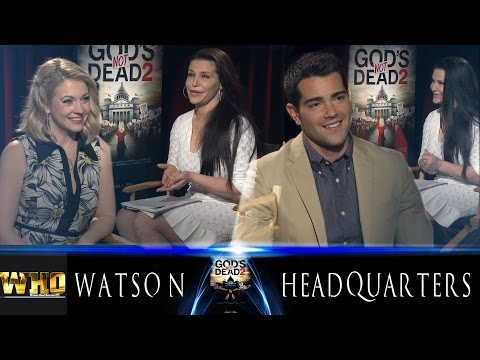 Gods Not Dead 2 by Watson Head Quarters