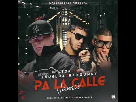 Vamos Pa' La Calle (Remix)  Bad Bunny Ft Anuel AA