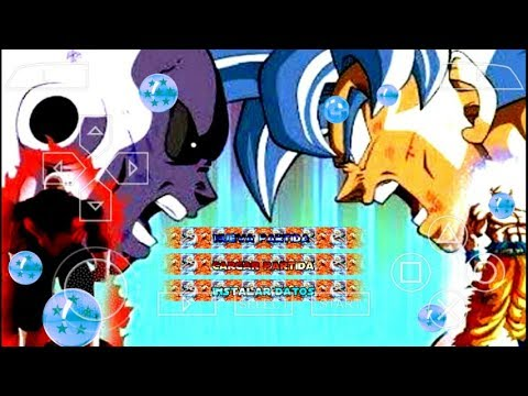 Download New DBZ Super TTT Mod V2+Mod Menu With Bt3 Ports Attack And My Goku And Full Power Jiren
