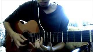 Guitar jam Morocco - The Sad Wind - MetalbarD