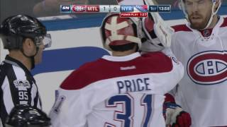 Price having rough night thanks to friendly fire