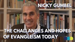 Nicky Gumbel on evangelism in the 21st century