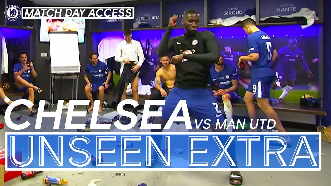 Download Rudiger's Incredible Dance Moves And Exclusive FA Cup Winning Celebrations    Chelsea Unseen Extra