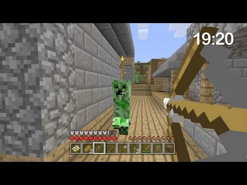 Minecraft - Tutorial World Music Discs Quest - Part 2