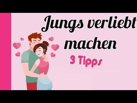 Jungs verliebt machen ❤️ / Traumjunge näher kommen / 3 Tipps für starke Mädchen